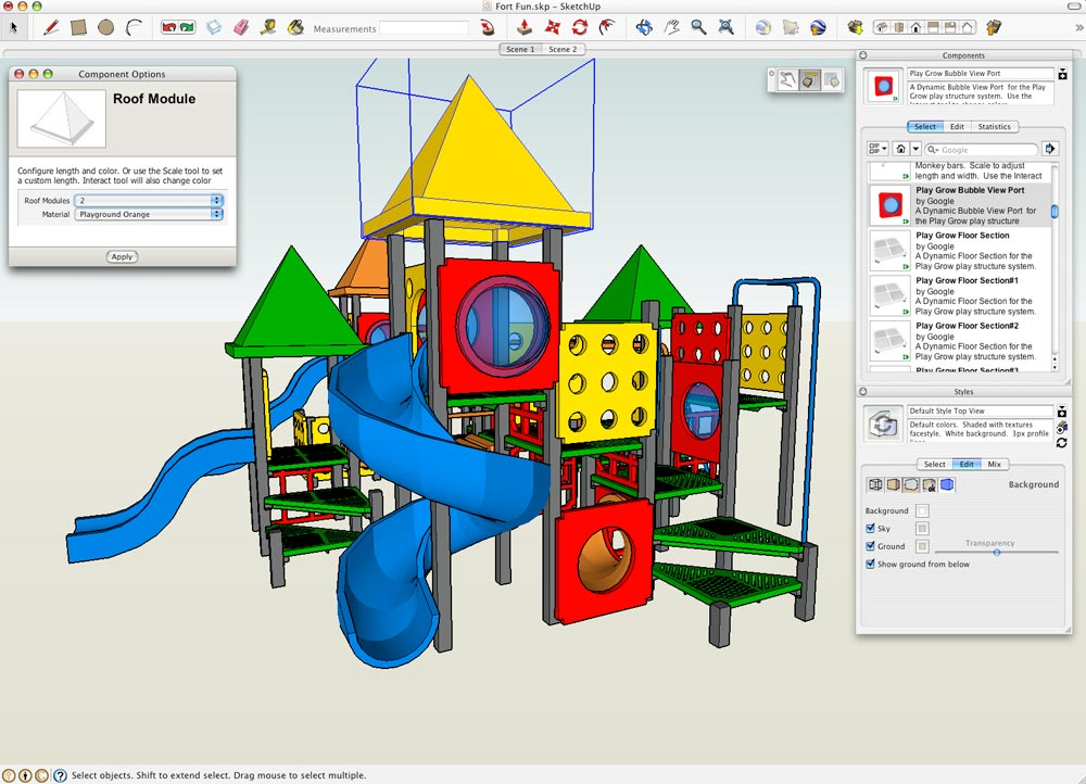 3D printers for sale – About SketchUp (3d software)