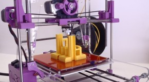 The Airwolf 3D V5 printer