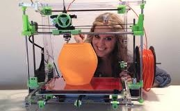 Airwolf 3D XL printer