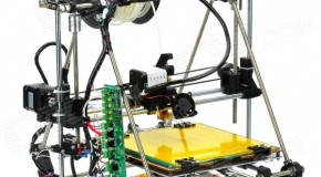 RepRap Open supply 3D Printer